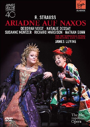 Richard Strauss: Ariadne auf Naxos - James Levine Celebrating  40 Years at the Met