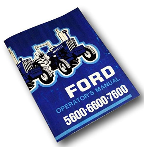 ford 6600 tractor - 4