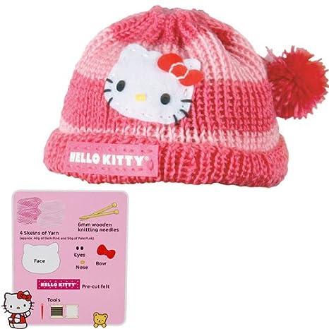 Knit A Hello Kitty Kit Hat Amazonca Electronics