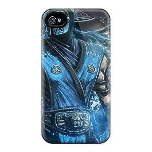 Iphone 4/4s Nfs17620KerU Allow Personal Design Beautiful Papa Roach Image High Quality Hard Cell-phone Cases -RichardBingley