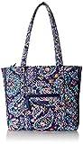 Vera Bradley Cotton Small Vera Tote Bag, French