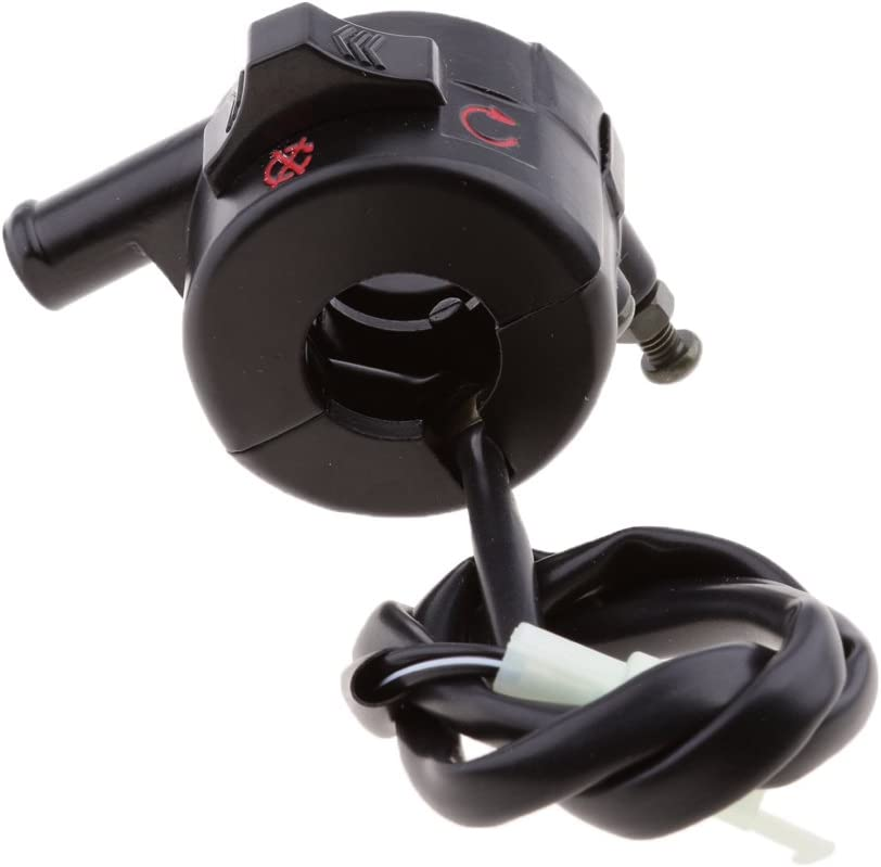 Gazechimp for Yamaha PY80 PW80 Kill Handle Switch Housing Throttle On//Off Control