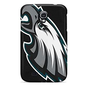 Excellent Galaxy S4 Case Tpu Cover Back Skin Protector Philadelphia Eagles