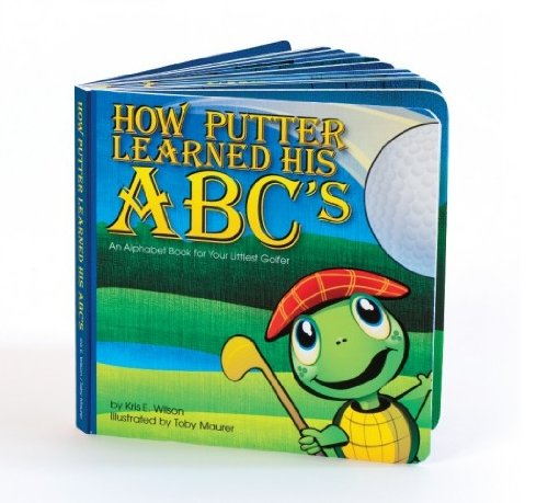 The Littlest Golfer