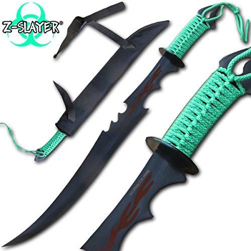 Z-Slayer Zombie Apocalypse Sword UNDEAD