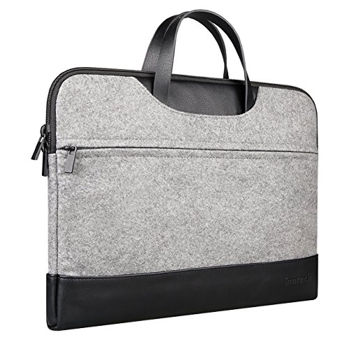 Inateck 13 13 3 Notebook Ultrabook Briefcase