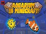 Clip: How To Build An Aquarium In Minecraft
