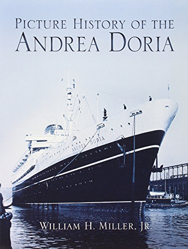 Pdf Transportation Picture History of the Andrea Doria (Dover Maritime)