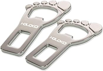 2-Pack Holoko Metal Buckle Clip Bottle Openers