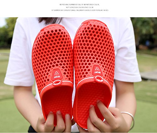 Margay Red YY Femme 161 Mules T0rqOwAT