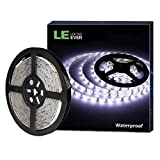 LE 12V LED Strip Light, Flexible, Waterproof, SMD