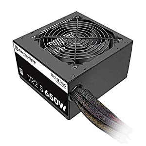 Thermaltake PS-TRS-0650NPCW**-2 TR2 S 650W Power Supply