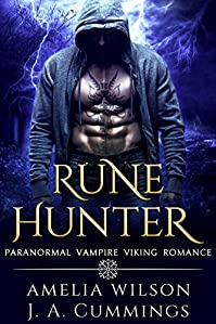 Rune Hunter by Amelia Wilson ebook deal
