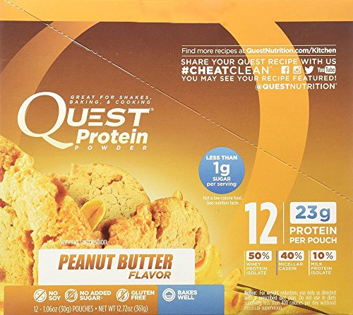 Quest Nutrition Protein Packets Peanut product image