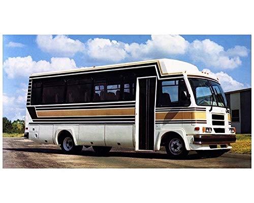 Amazon com: 1987 John Deere Ford EMC Eldorado MST Bus