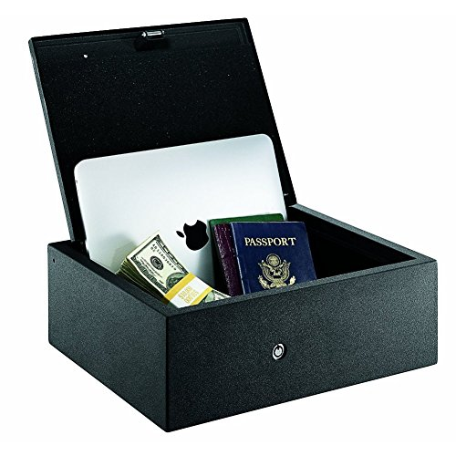GunVault model GV3000 Drawer Vault for hanguns and other valuable iPad by GunVault (Image #1)
