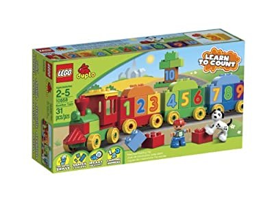 LEGO® DUPLO®, Number Train - Item#10558
