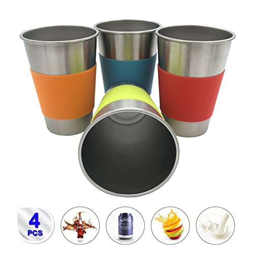 steel cups