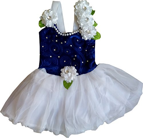 8114d323e Easybuy Cute Fashion Baby Girls Frock Princess Party Flower Dress ...