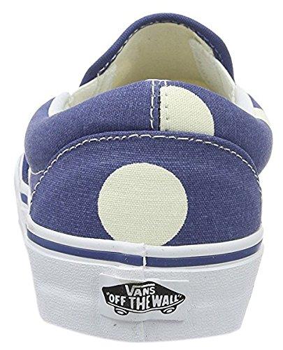 Vans Classic - Slip-On Mujer Azul