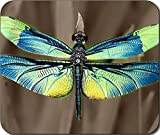 Dragonfly Blue Large Mousepad Mouse Pad Great Gift Idea