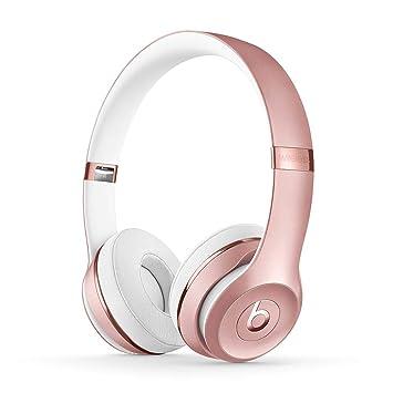 Beats Solo3 Wireless On Ear Headphones Rose Gold Amazon In Electronics