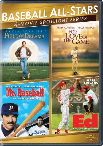 Baseball All-Stars 4-Movie Spotlight Series]()