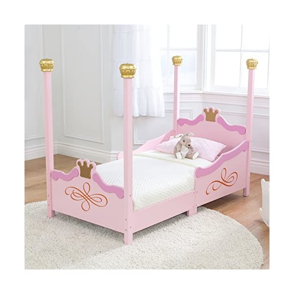 Princess Toddler Bed 4