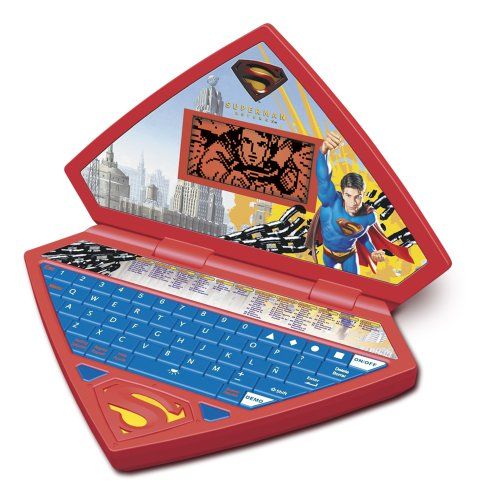 Oregon Scientific Superman Learning Laptop