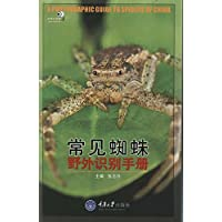 好奇心书系•野外识别手册:常见蜘蛛野外识别手册