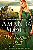 The Kissing Stone (The Highland Nights Series) by  Amanda Scott in stock, buy online here