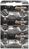 #1: Energizer LR44 1.5V Button Cell Battery x 6 Batteries
