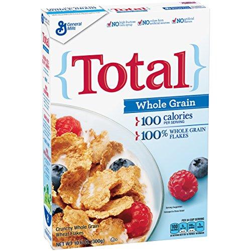 Total Whole Grain Cereal - Total, Whole Grain Cereal, 10.6 oz
