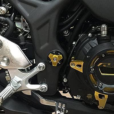 EasyGO Accesorios de motocicleta CNC Marco de aluminio ...