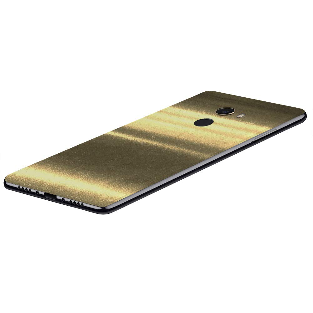 7 Layer Skinz Custom Skin Wrap Compatible with Xiaomi Mi Mix 2 Black Carbon Fiber