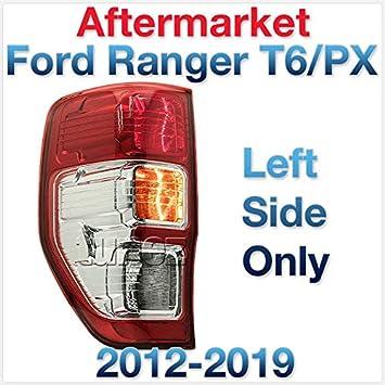 Left Side Rear Tail Light