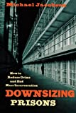 img - for Downsizing Prisons: How to Reduce Crime and End Mass Incarceration book / textbook / text book