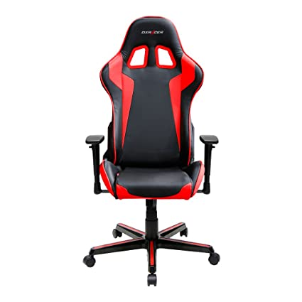Miraculous Amazon Com Dxracer Formula Series Doh Fh00 Nr Newedge Theyellowbook Wood Chair Design Ideas Theyellowbookinfo