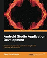 Android Studio Application Development Front Cover