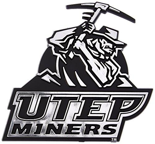 NCAA Texas El Paso Miners Chrome Automobile - Paso El Shopping