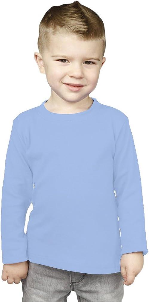 Monag Long Sleeve Toddler T-Shirt