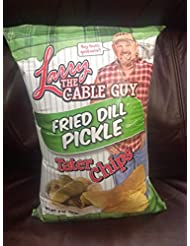 Larry the Cable Guy Fried Dill Pickle Potato Chips