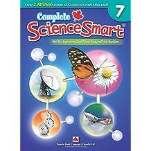 Complete ScienceSmart 7: Canadian Curriculum Science Workbook for Grade 7