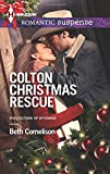 Colton Christmas Rescue (Harlequin Romantic Suspense\The Coltons)