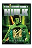 The Incredible Hulk: Season 3 by Universal Studios