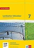 Lambacher Schweizer Mathematik 7. Ausgabe Baden-Württemberg: Arbeitsheft plus Lösungsheft und Lernsoftware Klasse 7 (Lambacher Schweizer. Ausgabe für Baden-Württemberg ab 2014)