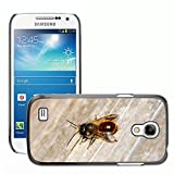 Super Stella Slim PC Hard Case Cover Skin Armor Shell Protection // M00107593 Red Mason Bee Osmia Rufa Bee Solitary // Samsung Galaxy S4 Mini i9190