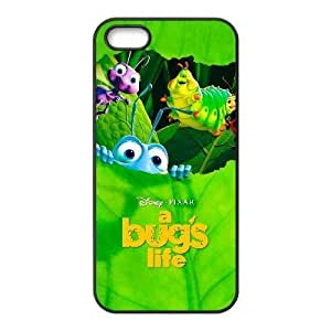 Generic for iPhone 5 5s Cell Phone Case Black A Bugs Life Custom HSKDKKALL3935