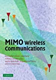 img - for MIMO Wireless Communications by Ezio Biglieri (2010-02-25) book / textbook / text book