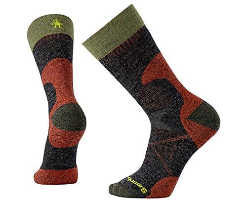 Smartwool Men's PhD Hunt Medium Crew Socks (Black) Medium